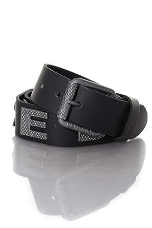 695fa554f049 Redskins ceinture data noir  Amazon.fr  Vêtements et accessoires