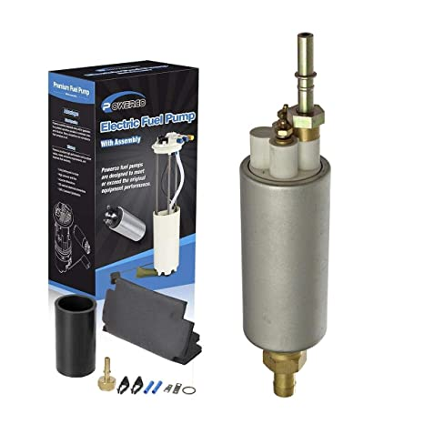 amazon com powerco electric fuel pump replacement for 1983 1984image unavailable image not available for color powerco electric fuel pump