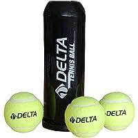 Delta Unisex Yeşil 3'lü Vakumlu Tüpte Tenis Topu DTB-9325