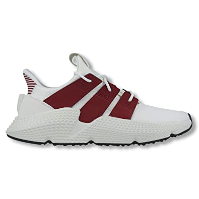 571fe23c51fd adidas Men s Prophere White Maroon D96658 (Size  10.5)