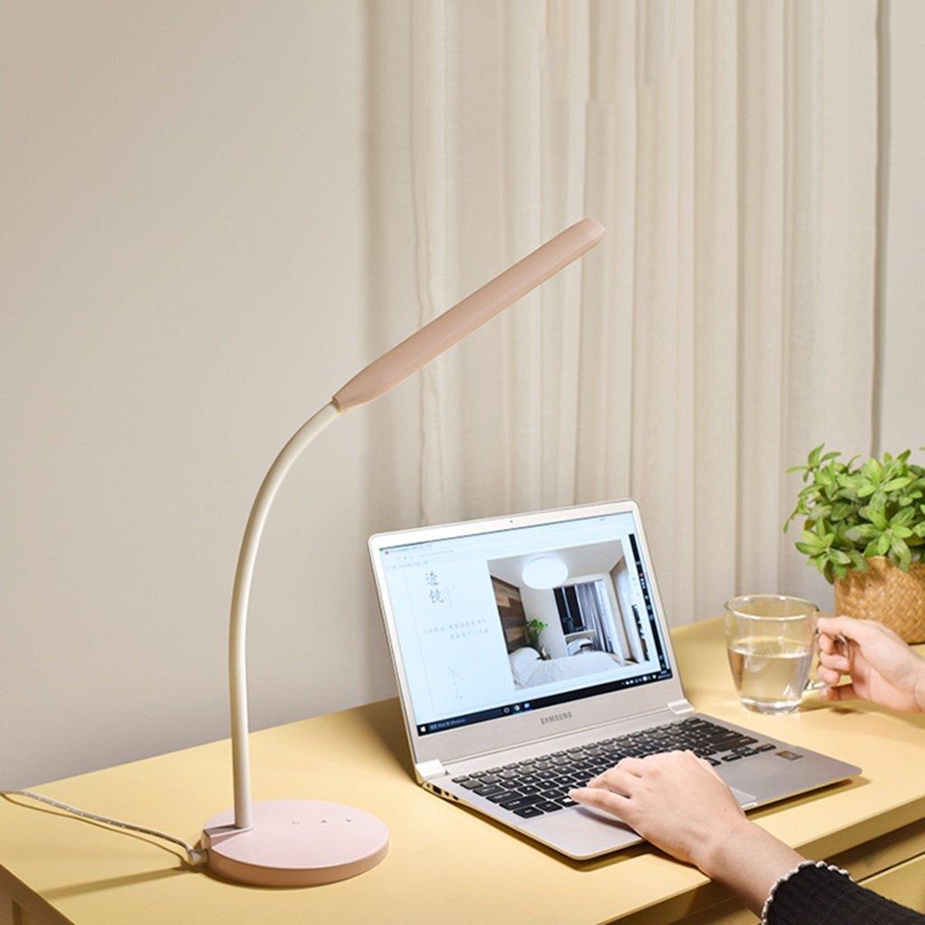 &Leselicht LED-Augen-Schutz-Lampe - LG Lampe Perlen-8W lösen, Schlafzimmer Nachttisch Lampe Touch-Lampe