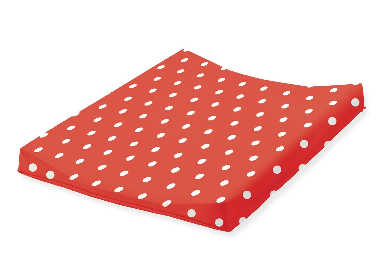 Pinolino 72283-5 - Wickelmulde, Folie, Punkte rot