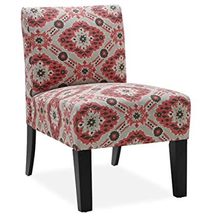 Incroyable Back To School Zipcode Design Ikat Slipper Chair In Coral, Living Room Chair,  Home