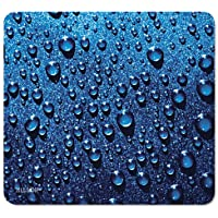 Allsop Mouse Pad, Raindrop - Blue (30182)