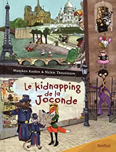 """Afficher """"Kidnapping de la Joconde (Le)"""""""