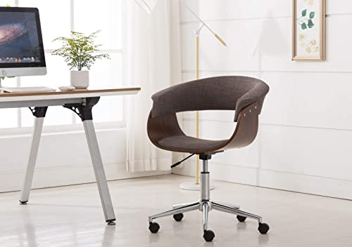 Porthos Home DeluxeBentwood Style Office Chairs