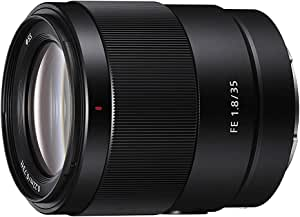 Sony FE 35mm F1.8 Lens | Prime Lens with Fast F1.8 Aperture | SEL35F18F