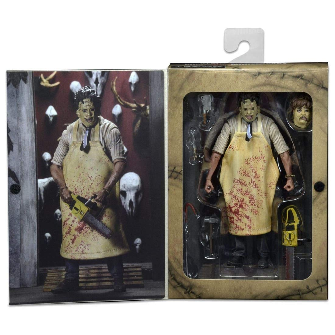 "NECA Texas Chainsaw Massacre7"" Ultimate Leatherface Action Figure"
