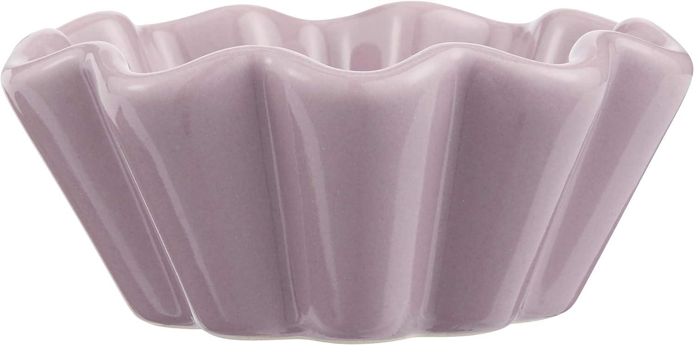 Ib Laursen MYNTE Plat /à Muffins en c/éramique Lilas