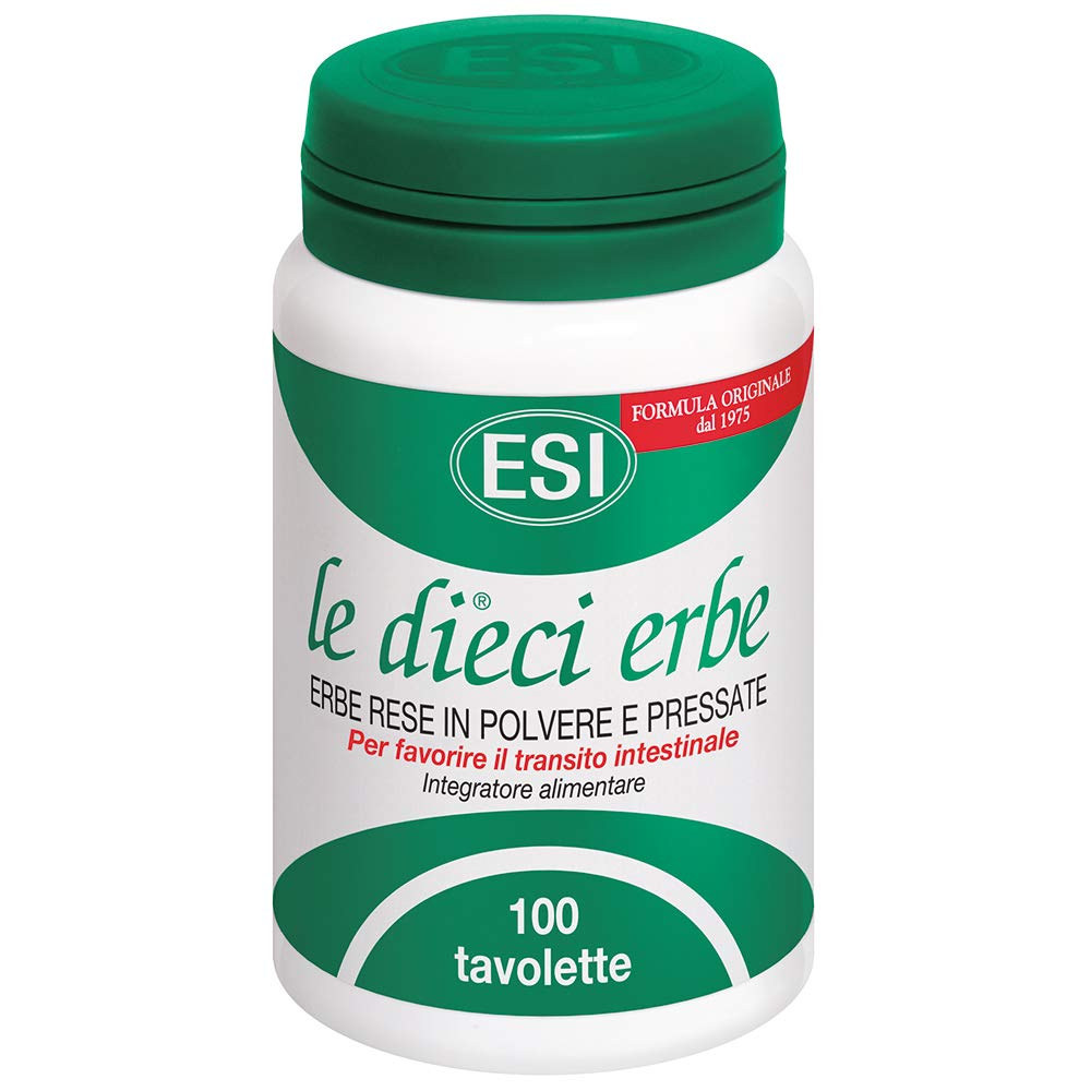 Esi The Ten Herbs 100 Tablets 40g