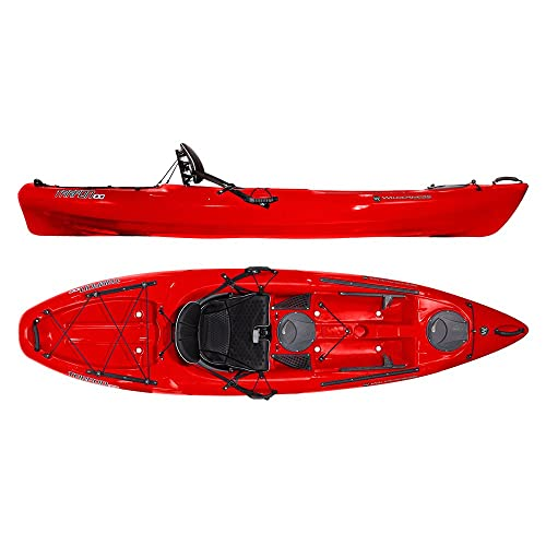 Wilderness Systems Tarpon 100 Sit-On-Top 10-Foot Kayak Review