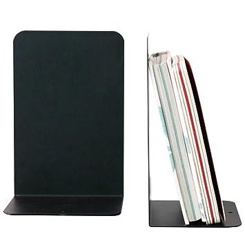 Estantería para libros de impresión minimalista de acero inoxidable ...