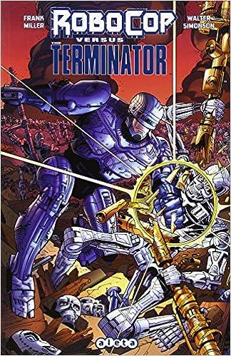 Robocop vs. Terminator (Colección Alerta): Amazon.es: Frank ...