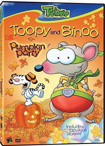 Toopy and Binoo - Pumpkin (Toopy And Binoo Halloween)
