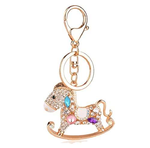 Women Lidies Rhinestone Zebra Car Key Chain Keyring Accessories Novel Gifts  Bag Charms for Girls  Amazon.ca  Shoes   Handbags ca23aa56bc