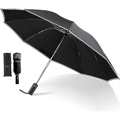 ワンタッチ自動開閉 10本骨 折りたたみ傘