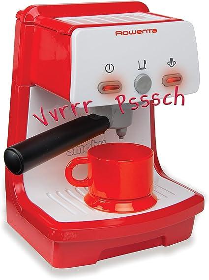 Amazon.com: Rowenta Mini Electronic Juguete máquina de café ...