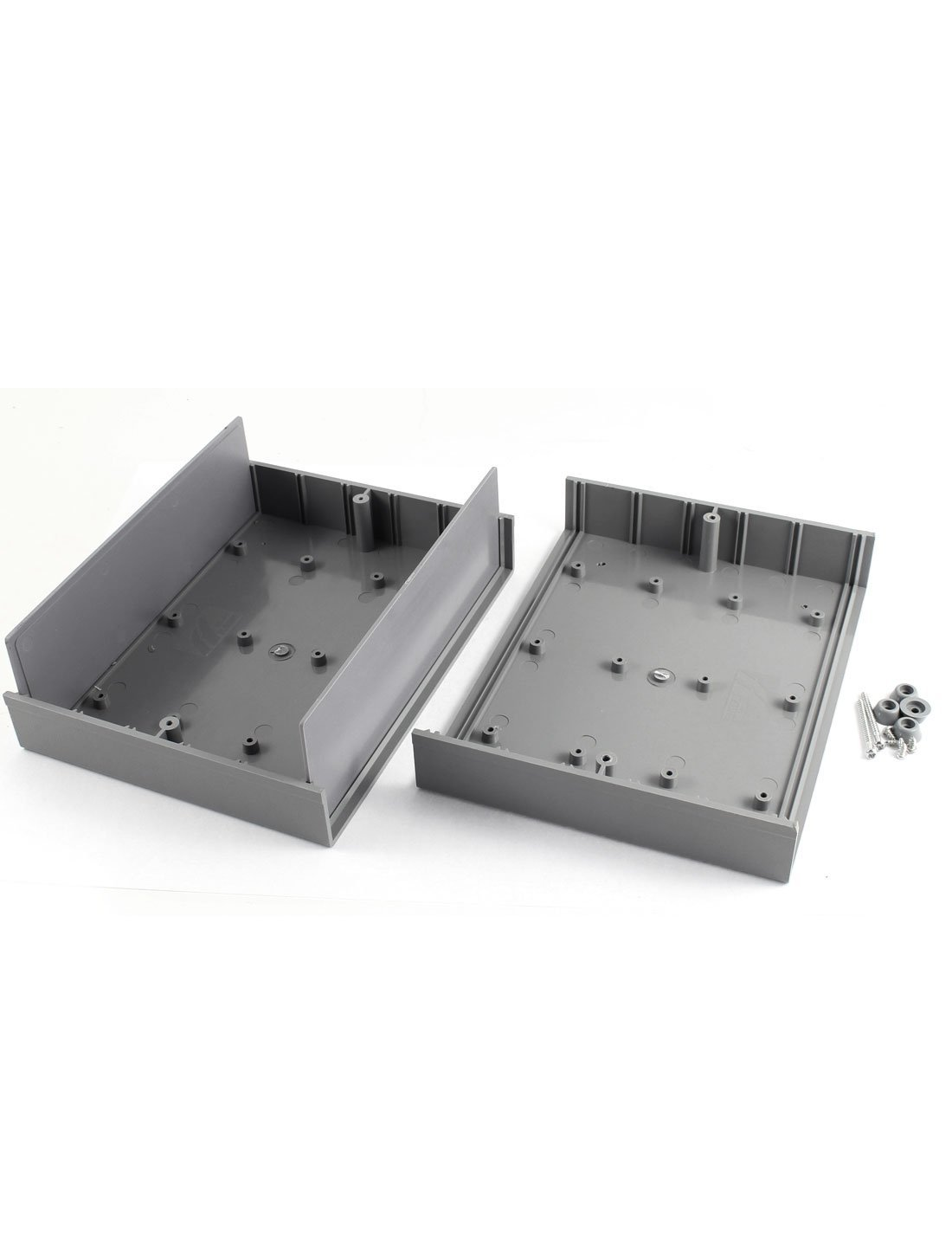 Plástico Projeto junção Invólucro Caso Box 7, 48 x 5, 91 x 2, 52 polegadas - - Amazon.com