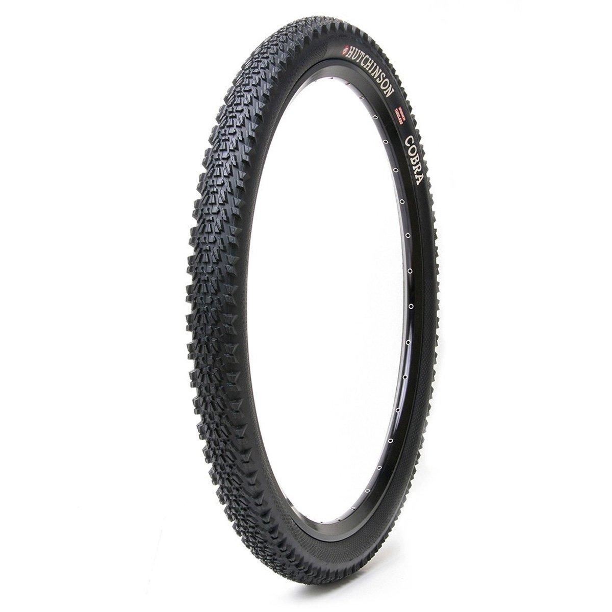 Black - 29 x 2.10 Hutchinson Cobra Wire Bead Mountain Bicycle Tire