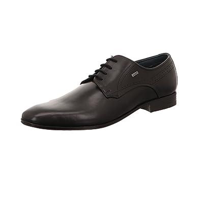 bugatti , Chaussures de ville à lacets pour homme noir noir - noir - noir,