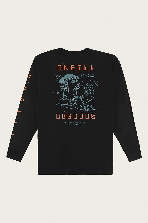 ONEILL Mens Pocket Logo Long Sleeve Tee Shirt