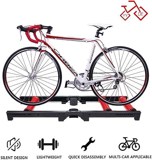 YYDE Bicicleta Trainer Soporte Interior Bicicleta Entrenador de ...