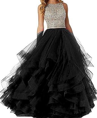 Layered Homecoming Dress