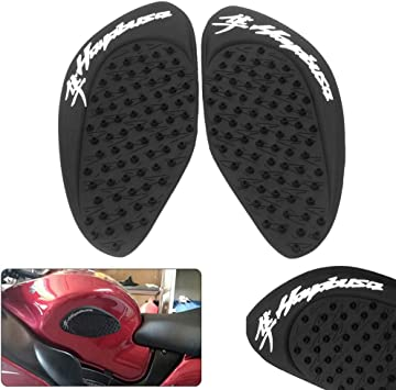 YG033 Fit For Suzuki HAYABUSA//GSXR1300 2008 2009 2010 Motorcycle Tank Gas Protector Pad Sticker Fiber Rubber Decal