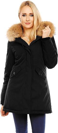 winterjacke damen winterjacke schwarz damen schwarz schwarz fellkapuze winterjacke mit fellkapuze damen mit cl1JTF3K