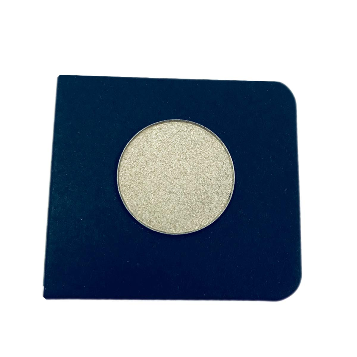 Everfavor Single Eye Shadow Compact, High Pigmented Blendable Eyeshadow Makeup Refill Pan 26mm (Nereus)