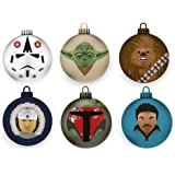 Star Wars - The Empire Strikes Back Baubles (6-Pack)