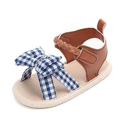 Sandalias Bebe Niña Verano, ❤ Amlaiworld Zapatos Bebe Niña Primeros Pasos Zapatos Bebe Verano