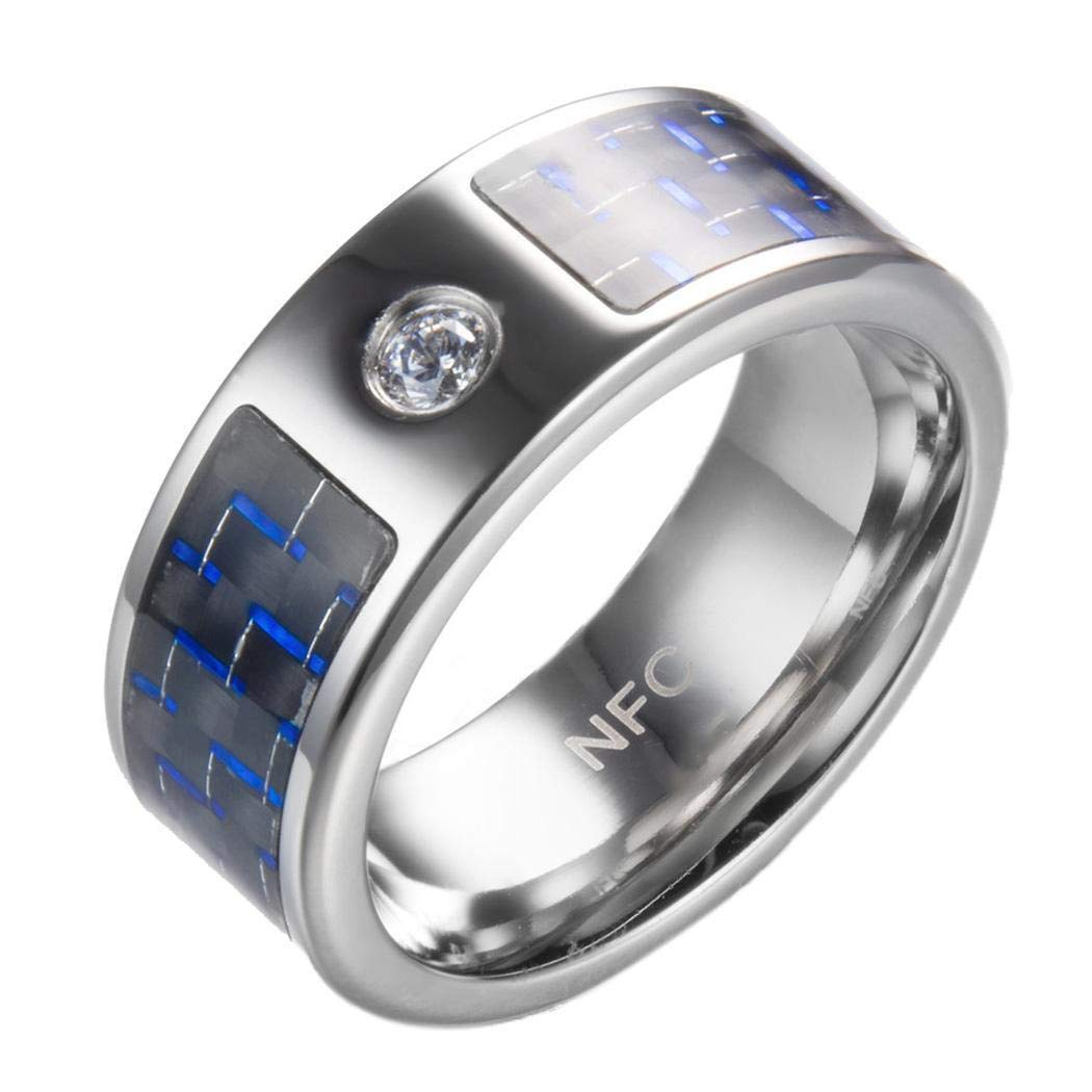 Redpol Smart Ring Fashion Jewelry Rings Wearable Electronic for iOS Android Mobile Phone Arm & Wristband Accessories