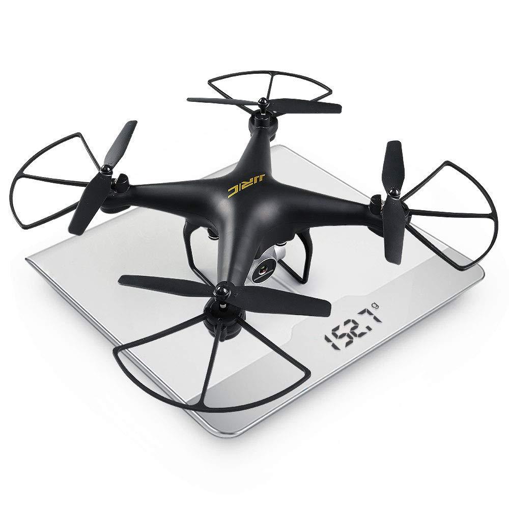 MCJL Drone Remoto, Ajustable Gran Angular 720P HD WiFi cámara ...