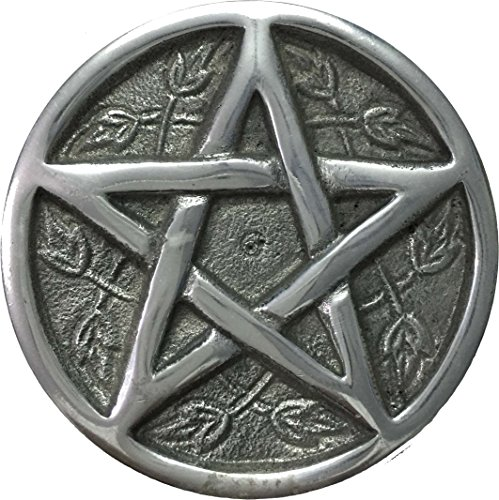 (vrinda Aluminum Altar Plate 3.5