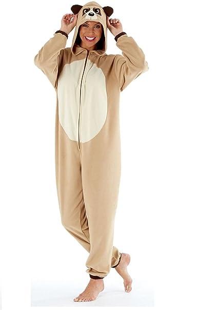Traje de neopreno para mujer pijama all in one pijama Pelele sudadera con capucha pijama: Amazon.es: Ropa y accesorios
