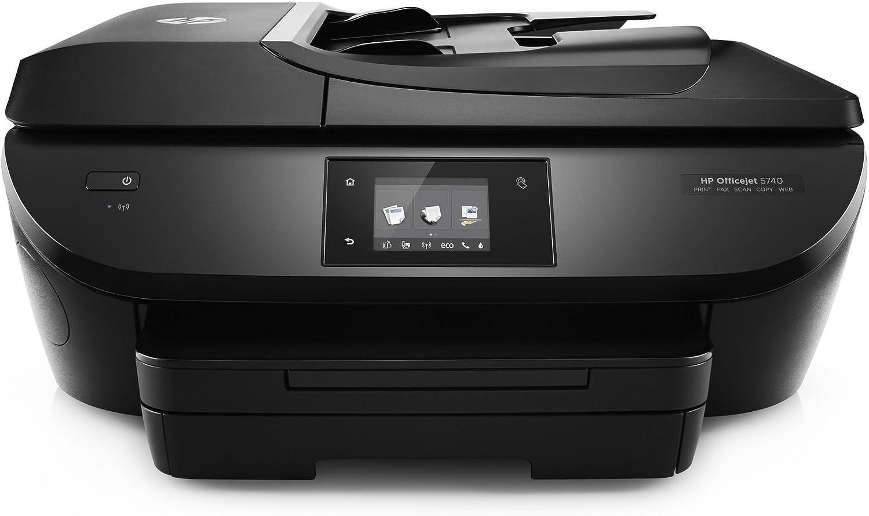 HP OfficeJet 5740 e-AiO - Impresora multifunción de Tinta (B/N 12 ...