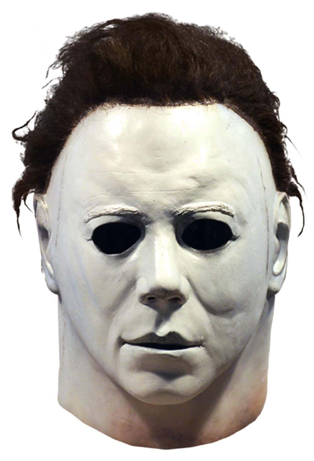 Halloween Michael Myers 1978 Mask Officially Licensed White TRICK OR TREAT STUDIOS