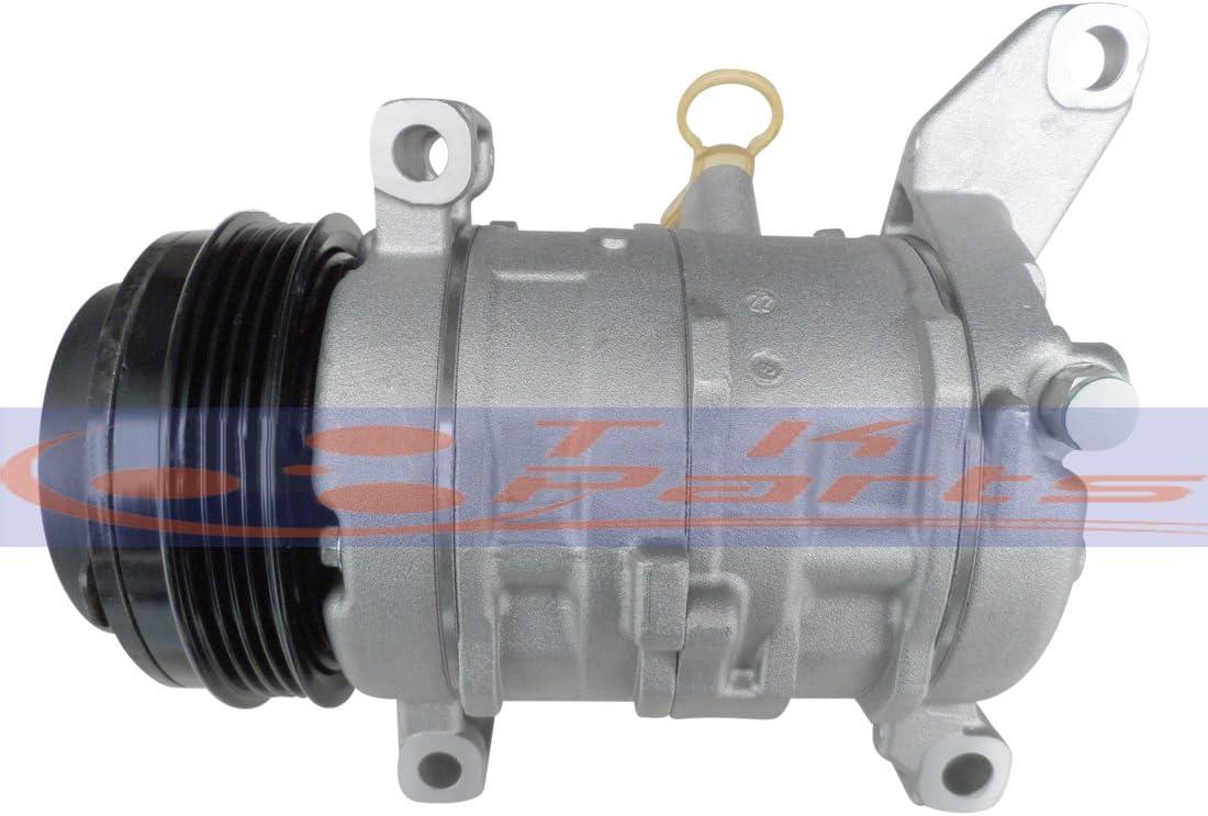 New A//C AC Compressor for 2003-2009 Hummer H2