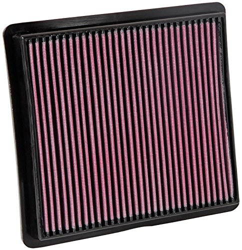 K&N 33-2419 High Performance Replacement Air Filter