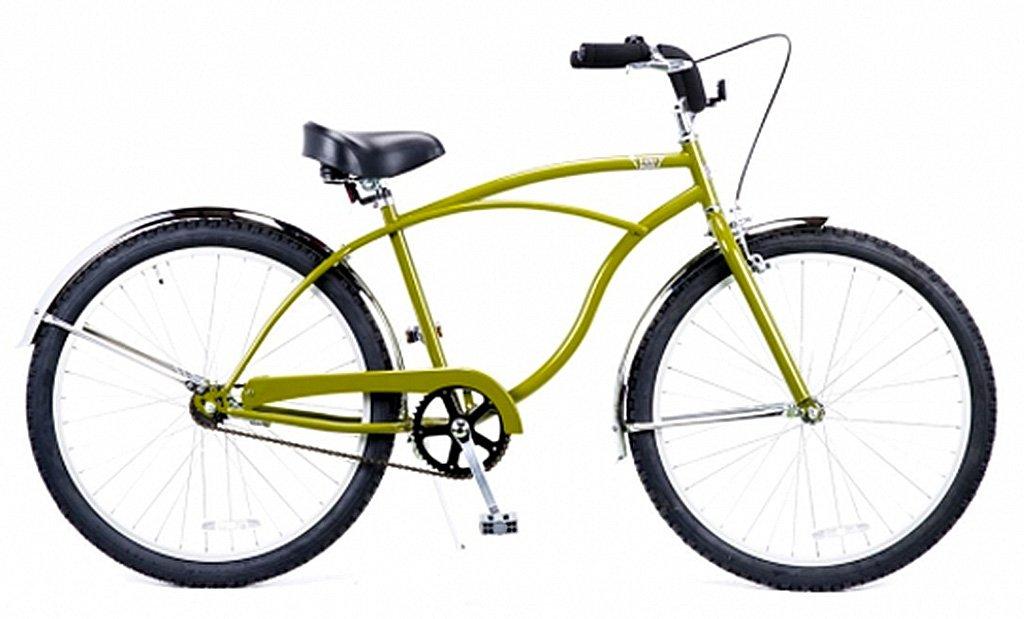 【 Volt 26 inch@28080 】 ボルト 26 インチ 自転車 サイクル B07C1NR41H カーキ カーキ