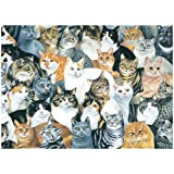 Just Cats by Great American Puzzle Factory