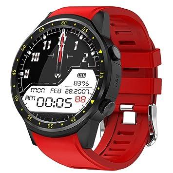 XUWLM Pulsera Sports GPS Smart Watch Hombres con Soporte ...