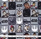 Best Star Wars Star 100 Stocks - 1 Yard - Star Wars Hero Grid on Review