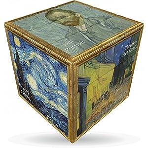 V Cube Vcb 3 Vangogh Puzzle A Cubo Di Van Gogh