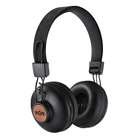 House of Marley Positive Vibration 2 Wireless Bluetooth On Ear Headphones