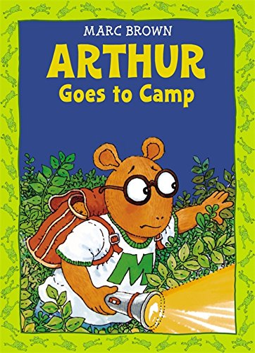 Arthur Goes to Camp -(Arthur Adventure Series)