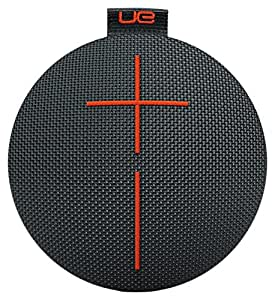 Ultimate Ears UE ROLL 2 Wireless Portable Bluetooth Waterproof Speakers - Black