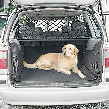 Amazon Com Lpy Pet Net Vehicle Safety Mesh Dog Barrier