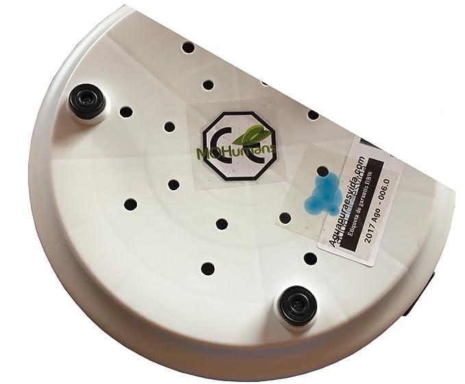 MOHumans Destilador de Agua White & Black Serie ZB. con la destiladora de Agua obtén Agua Destilada.: Amazon.es